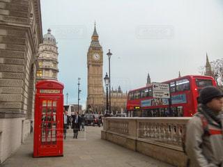 海外,赤,ヨーロッパ,景色,観光,外国,旅行,旅,イギリス,ロンドン,タクシー,海外旅行,名物,ひとり旅,眺め,公衆電話,ビックベン,赤バス