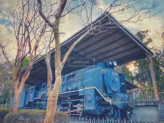 機関車の写真・画像素材[2926317]