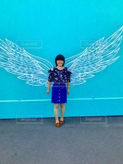 天使の写真・画像素材[1400625]