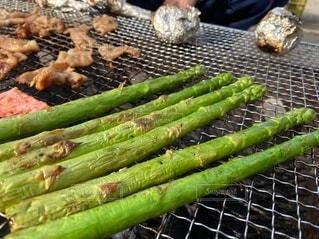 夏野菜BBQの写真・画像素材[3522401]