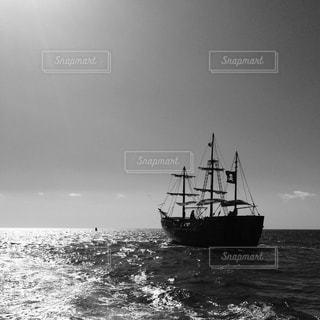 海賊船の写真・画像素材[823686]
