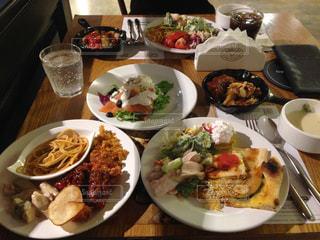 韓国の食べ放題!アシュリーで!の写真・画像素材[804832]