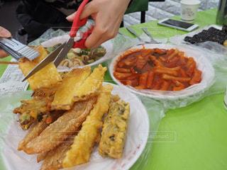 韓国仁川の市場で!の写真・画像素材[810449]
