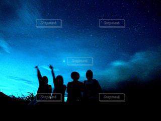 天体観測の写真・画像素材[768629]
