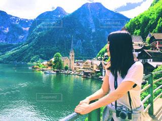 世界一美しい湖畔ハルシュタット - No.811719