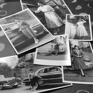 1930年代のファッションの写真・画像素材[827413]