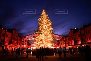 クリスマスマーケットの写真・画像素材[958072]