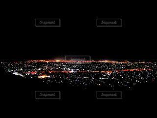 夜景,福岡市,福岡県,油山片江展望台