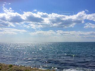 キラキラした海の写真・画像素材[1392646]