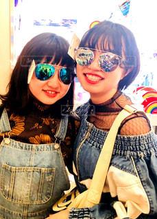 仲良し,笑顔,満面の笑み,仲良し姉妹,みんなで笑顔♬,楽しいショッピング,フライングタイガーin大阪♪