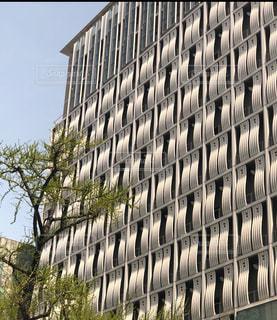 背の高い建物の写真・画像素材[1263165]