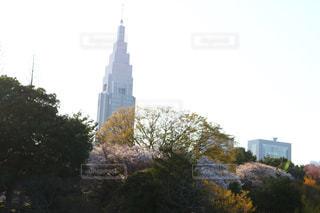 背の高い建物の写真・画像素材[1133762]