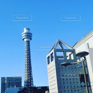 市の塔の写真・画像素材[921048]