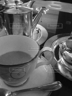 カフェにて - No.830365