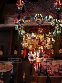 店舗でのディスプレイ ランタン in Hoi An,Vietnam - No.774664