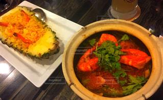 シンガポール,タイ料理,春雨,パイナップルライス,Tawandang Microbrewery
