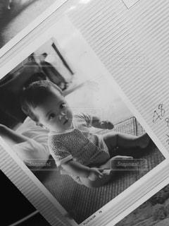 思い出のアルバムの写真・画像素材[825768]