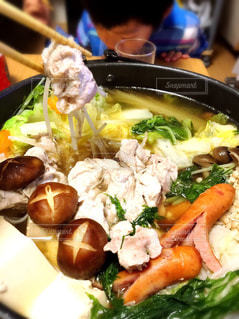 家庭のお鍋です(*´∀`*)の写真・画像素材[806291]