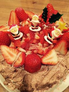 冬,ケーキ,クリスマス,美味しい