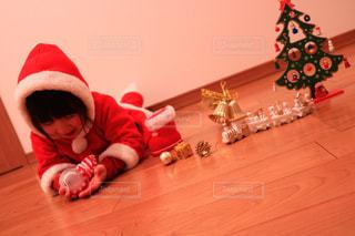 冬,クリスマス,ほっこり,サンタさん