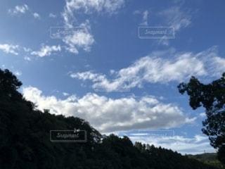 秋,青空,秋空,白い雲,秋の空,インスタ映え