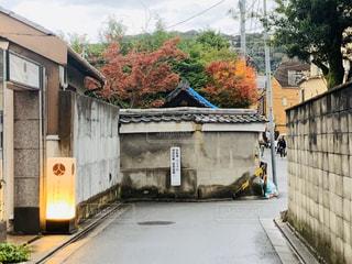 祇園のすてきな路地の写真・画像素材[2831873]
