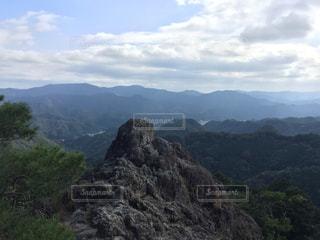 山の側のビューの写真・画像素材[783917]