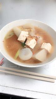 スープのボウルの写真・画像素材[797506]