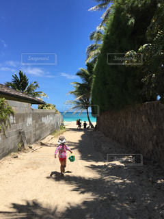 観光,ハワイ,ラニカイビーチ