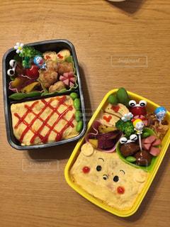 遠足の可愛いお弁当!の写真・画像素材[782620]