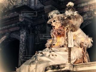 ヴェネツィア・カーニバルの写真・画像素材[795465]