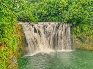 十分瀑布の写真・画像素材[801485]