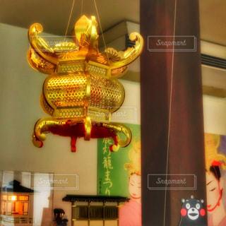 黄金色の灯籠 - No.802497