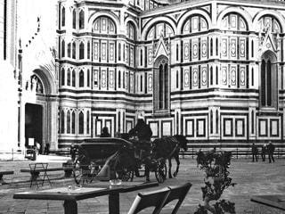 フィレンツェの馬車 - No.820235