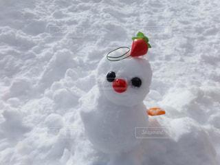 雪だるまの写真・画像素材[937303]