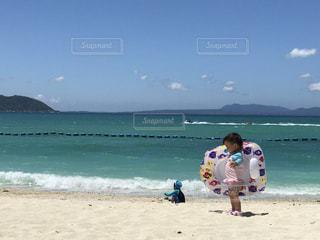 沖縄,旅行,オクマビーチ