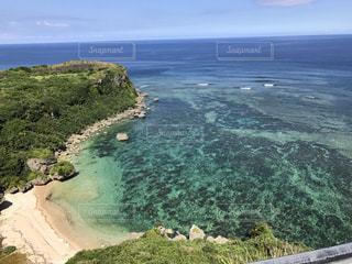 沖縄,旅行,果報バンタ