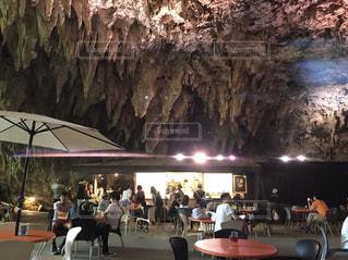 沖縄,旅行,ケイブカフェ,洞窟カフェ