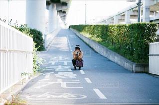 カメラ友達との写真・画像素材[1197013]