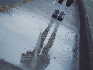 雨,傘,女の子,梅雨,かさ