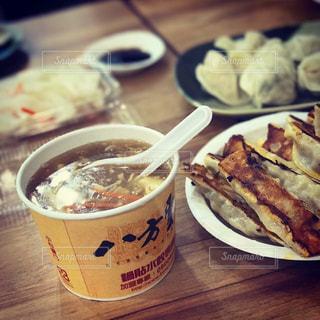 台湾,台北,餃子,八方雲集,锅贴,酸辣汤