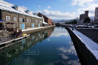 小樽運河の写真・画像素材[912896]