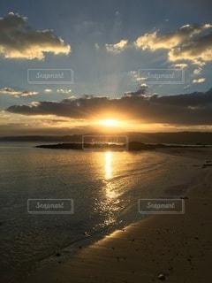奄美の海の写真・画像素材[3421553]