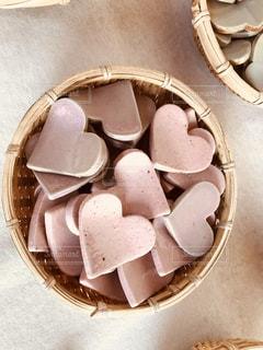ハート,陶器