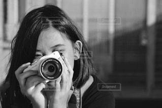 カメラの写真・画像素材[832455]
