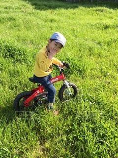 自転車の写真・画像素材[26821]