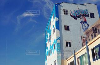 ベニスビーチの壁画の写真・画像素材[997220]
