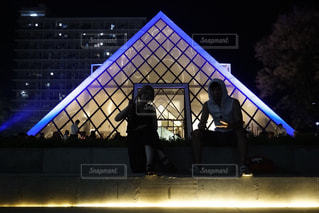 セブ島のピラミッドの写真・画像素材[1023432]