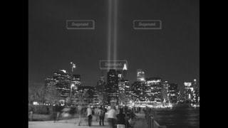 夜の街の写真・画像素材[998654]