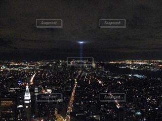 夜の光の写真・画像素材[999748]
